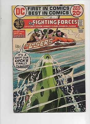 DC Comics    Our Fighting Forces #138 & #151   2 Book Lot