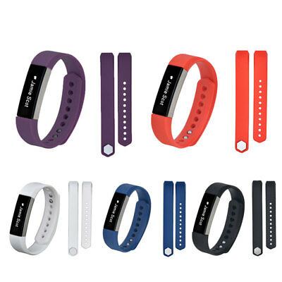 Large Size Replacement Silicone Wristband Band Strap For Fitbit Alta HR Bracelet