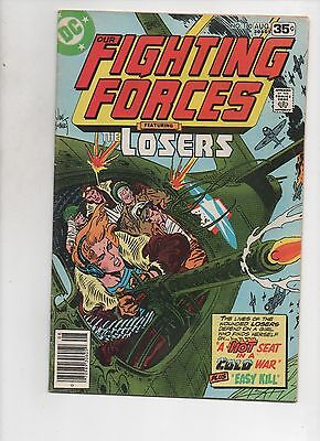 DC Comics    Our Fighting Forces #180 & #181      2 Book Lot