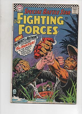 DC Comics    Our Fighting Forces #99   Solid VG+    Vietnam