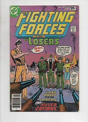 DC Comics    Our Fighting Forces #178 & #179      2 Book Lot
