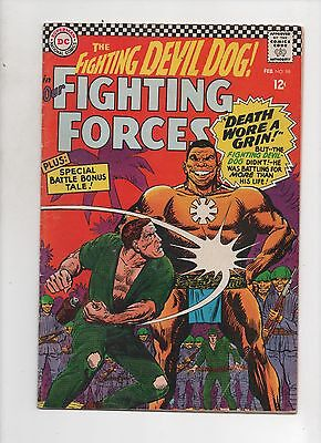 DC Comics    Our Fighting Forces #98   Solid VG+