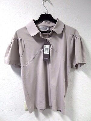 Adidas Women's Damen Training Polo Shirt Stella McCartney Gr. 36 P49311 #269