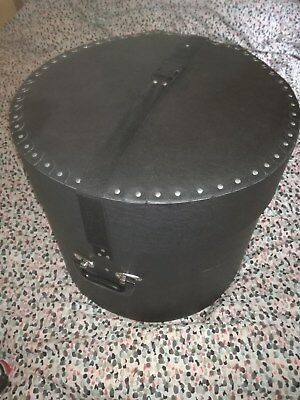 18 inch Rigid Case for Bass Drum  hard bag carry, measures 20 inch.