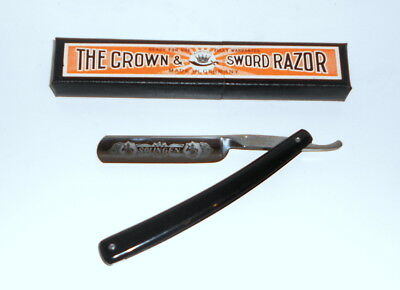 Rasoir - Coupe-Choux The Crown & Sword Razor Made In Germany Solingen A Voir !!!
