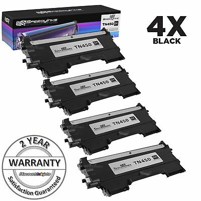 4pk For Brother TN450 TN420 HY MFC-7240 MFC-7360N MFC-7365DN MFC-7460DN 7860DW