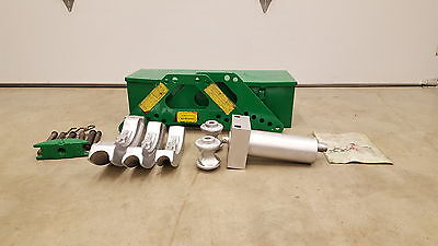 """Greenlee 880 Hydraulic Pipe Bender 1 1/4"""" to 2"""""""