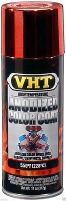 VHT SP450 Paint Gloss RED Anodized 11 oz Duplicolor High Heat Coating