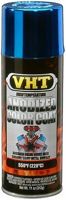 VHT SP451 Paint Gloss BLUE Anodized 11 oz Duplicolor High Heat Coating
