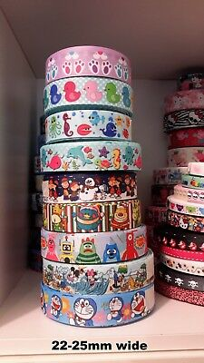 Discounted ribbons Choose any 4 metres of ribbon from this section for $2.00