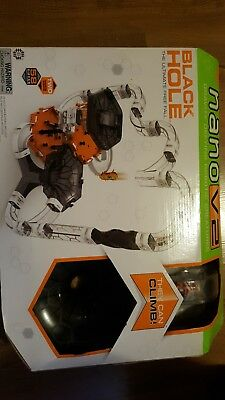 Hexbug Nano V2 Black Hole large play set New in Box, Sealed Gravity Defying