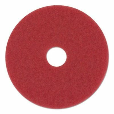 "13"" Red Buffing Pads, Red Floor Pads (PAD 4013 RED)"
