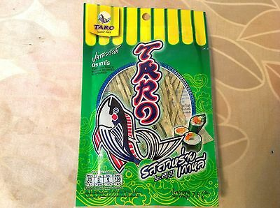 Taro Fish Snack Korean Seaweed Flavoured 7.5g