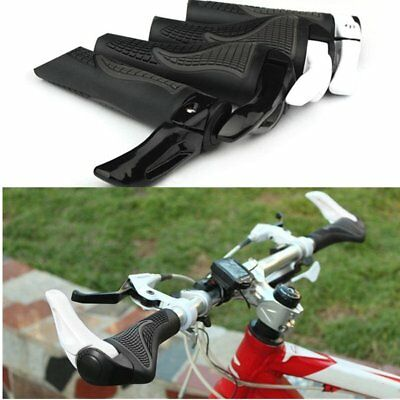 Cycling Mountain MTB Bike Bicycle Handlebar Cover Handle Grip Bar End PM