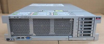 Sun Oracle SPARC T5-2 SPARC-T5 Sixteen Core 3.6GHz 128GB 2x PSU Server 7074704