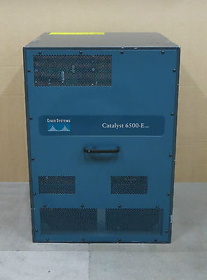 Cisco System Catalyst WS-C6509-E ENHANCE Modular Switch Chassis 6500 series