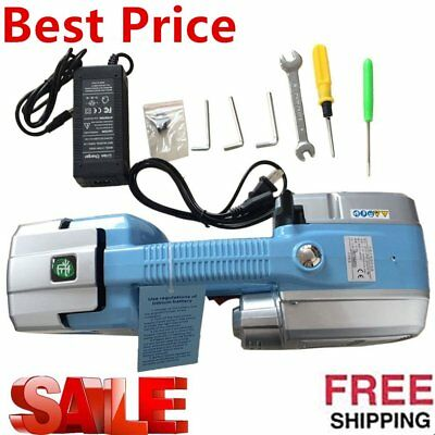 Portable Battery Power Strapping Machine Electric Plastic PP Belt Strapper Tool~