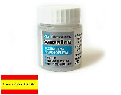 VASELINA TECNICA TECHNICAL PETROLEUM JELLY bote 20g Q0064