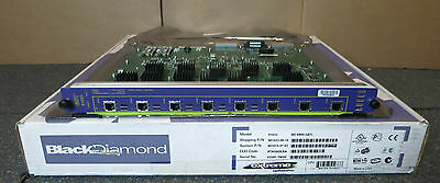 Extreme Networks G8Ti Black Diamond 51033 8-Port 1000Base-T Module