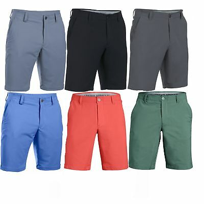 """""""new 2017"""" Under Armour Match Play Mens Tapered Golf Shorts / All Sizes"""