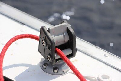 Fasten Borika Locking unit for Anchors Rope Boat Cayak