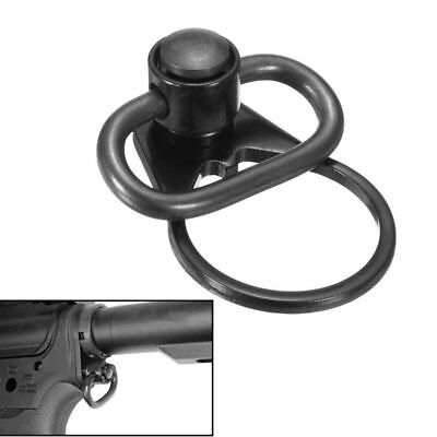 Tactical Sling with QD End Plate Sling Swivel Mount For AR 15 Single Point Rifle