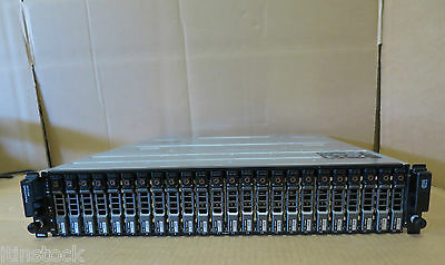 Dell PowerVault MD1220 SAS 24x 1TB SAS =24TB Storage Array DUAL 6GBps Controller