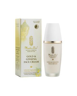 [65€/100ml] Master Lin Gold & Ginseng Face Cream 60ml [MHD: 06/17]