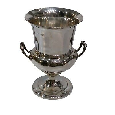 Solid Silver Trophy Cup