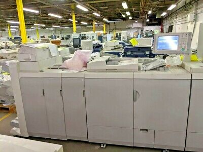 Canon Imagepress 7011, 7011Vp Color Copier With A2300 Server, Fiery.