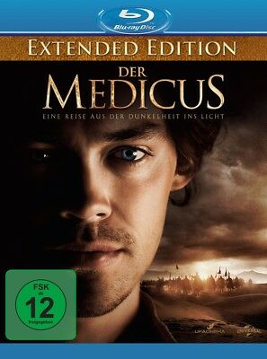 Michael Marcus - Der Medicus, Extended Version, 1 Blu-ray