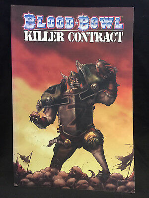 Blood Bowl Killer Contract (2008) #1 FN 2008