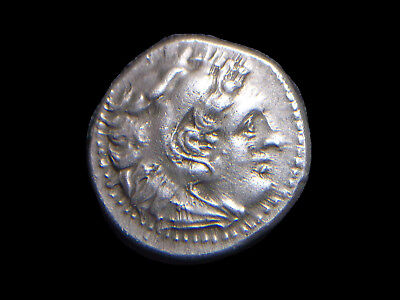 Silver Drachm of Alexander III The Great, 336-323 BC,  CC8063