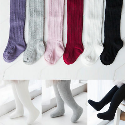 Cotton Baby Girl Tights Casual Warm Kid Dancing Pantyhose Baby Stockings Lot