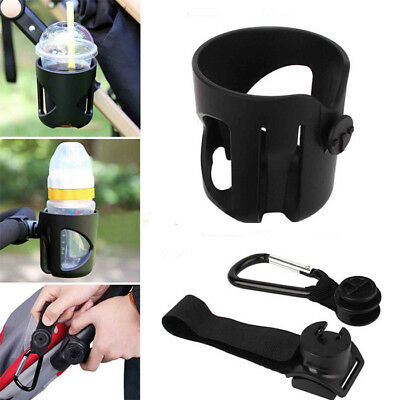Drink Cup Bottle Holder for Bicycle Baby Stroller Buggy Pushchair Pram CU