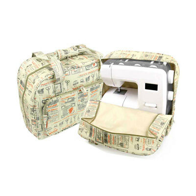 Sew Easy| Sewing Machine Bag |Carry Tote |MR4660Vint