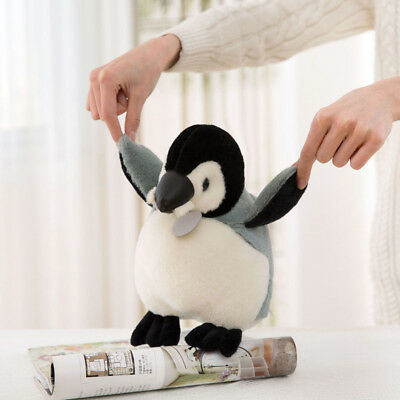 18cm Soft Cute Penguins Stuffed Plush Kids Appease Doll Christmas Birthday Gifts