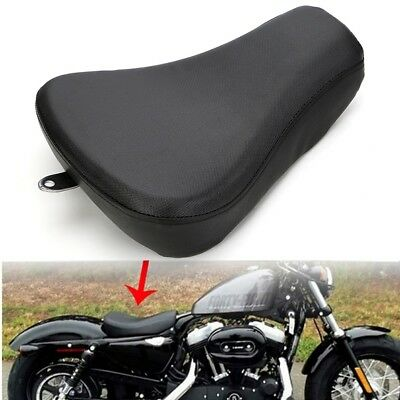 Rider Motorcycle Front Solo Seat Cushion For Harley Sportster XL883 XL1200 48 72