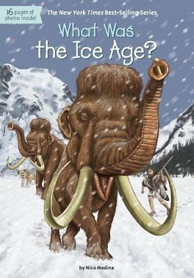What Was the Ice Age?   by Nico Medina(Paperback),