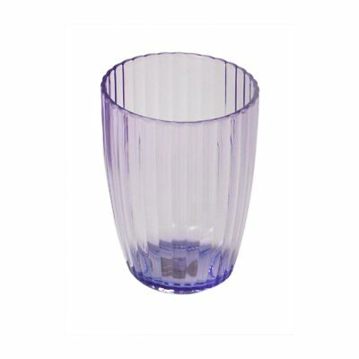 Carnation Home Fashions Ribbed Acrylic Tumbler, Magenta CAR-BA-AMR/TU/54