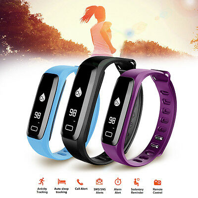 G15 Smart Wristband Watch Bracelet Heart Rate Blood Pressure Monitor Bluetooth