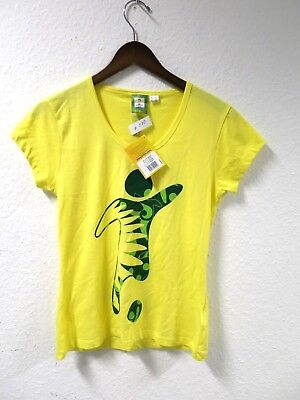 Adidas Women's Damen Training T-Shirt FIFA World CUP BRASIL Gr. S 36/38 #270