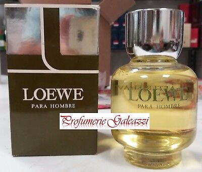 LOEWE EDT PARA HOMBRE AFTER SHAVE - 180 ml