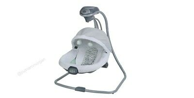 Graco Oasis Swing With Soothe Surround Technology - Landry - NEW, Free Shipping