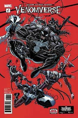 VENOMVERSE #1 (OF 5) Marvel Comics (2017)