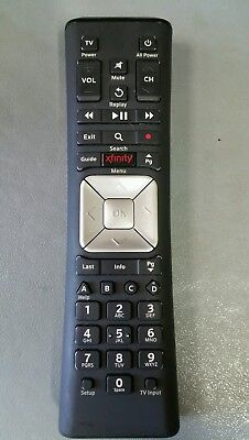 Xr5 Remote Comcast Xfinity Control Manual Wwwbilderbestecom