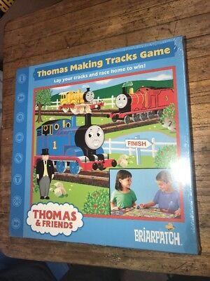 Thomas Tank Engine Friends Making Tracks Game Boardgame New Sealed