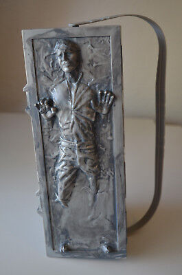 Disney Parks Han Solo Frozen in Carbonite Star Wars Weekend Popcorn Bucket