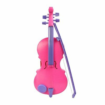 Pink Magic Children Music Violin Musical Instrument Gift Funny Singing Toy D7F6