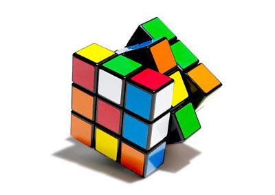 BEST brand new rubik's cube - WITH TIPS AND SOLUTION MANUAL Rubiks rubix cube